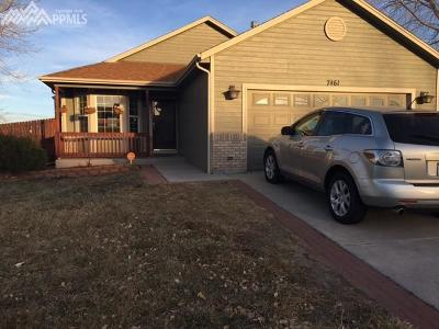 Rental For Rent: 7461 Silver Bow Drive