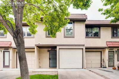 Colorado Springs Condo/Townhouse For Sale: 2265 Villa Rosa Drive