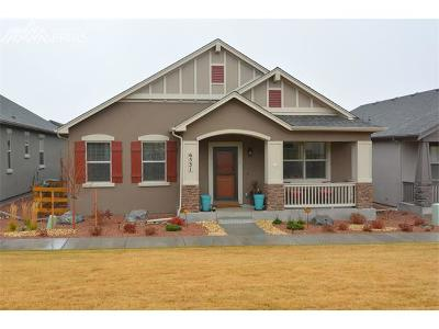 Single Family Home For Sale: 6531 Mission Bend Way