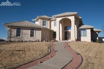 Single Family Home For Sale: 4812 Polo Court