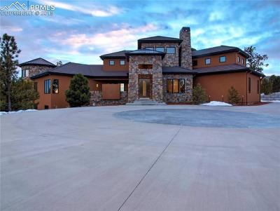 Cathedral Pines Single Family Home For Sale: 14350 Millhaven Place