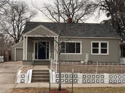 Colorado Springs Single Family Home For Sale: 1028 E Vermijo Avenue