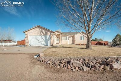 Pueblo West Single Family Home For Sale: 864 S Glenvista Drive