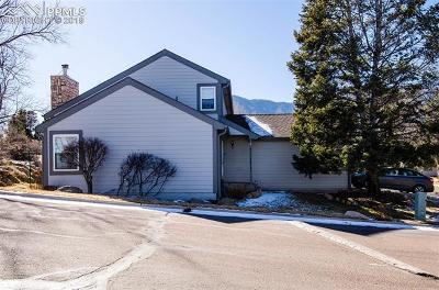 Colorado Springs Condo/Townhouse For Sale: 102 Cobblestone Drive