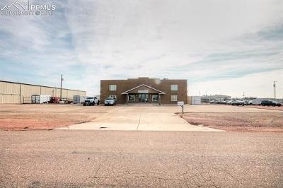 Pueblo West Commercial For Sale: 72/78 N Dynamic Drive