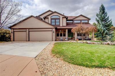 Single Family Home For Sale: 8070 Edgerton Court