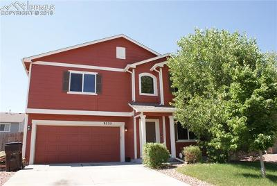 Single Family Home For Sale: 9535 Copper Canyon Lane