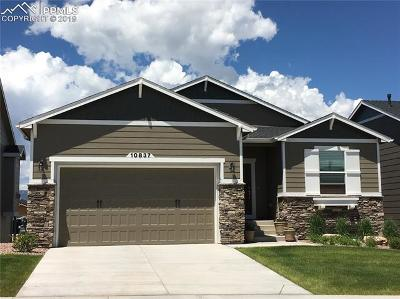 Colorado Springs CO Single Family Home For Sale: $443,500
