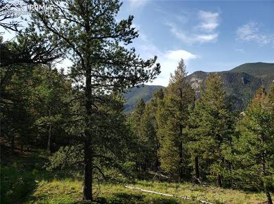 Manitou Springs Residential Lots & Land For Sale: 141 Sunrise Peak Road