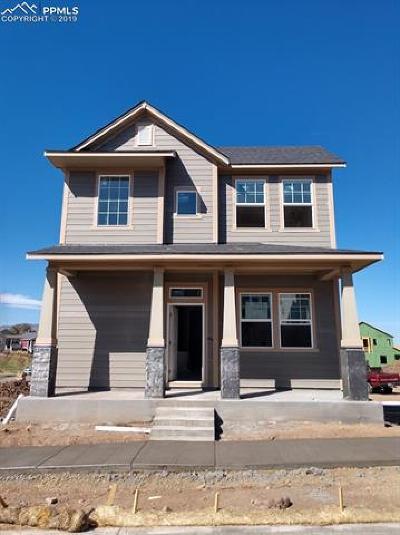 Colorado Springs CO Single Family Home For Sale: $424,117