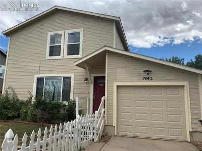 Broadmoor Single Family Home For Sale: 1945 Swearinger Drive