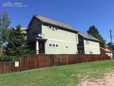 Colorado Springs Multi Family Home For Sale: 1804 W Cucharras Street #A&B