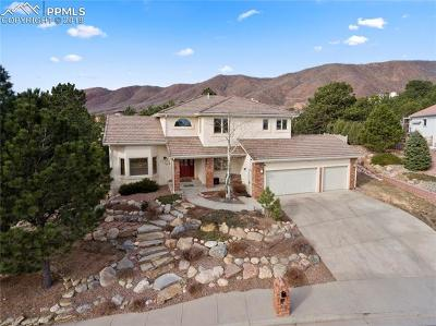 Colorado Springs Single Family Home For Sale: 2770 Rossmere Street