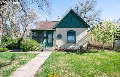 Commercial Under Contract - Showing: 536 E Uintah Street