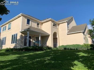Calhan Single Family Home For Sale: 20880 Scott Road