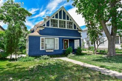 North End Single Family Home For Sale: 1512 N Nevada Avenue