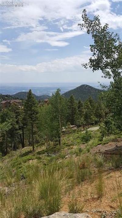 Manitou Springs Residential Lots & Land For Sale: 217 Derby Rock Loop
