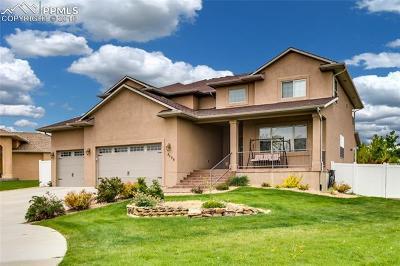 Pueblo Single Family Home For Sale: 5135 Cabazon Court