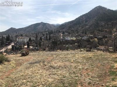 Manitou Springs Residential Lots & Land For Sale: 110 Waltham Avenue
