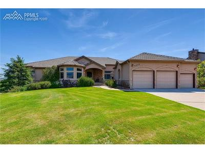 El Paso County Single Family Home For Sale: 5505 Creighton Court