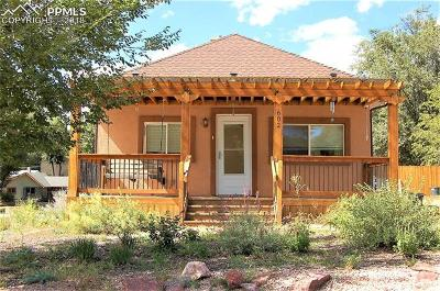 Colorado Springs Single Family Home For Sale: 602 N 24th Street
