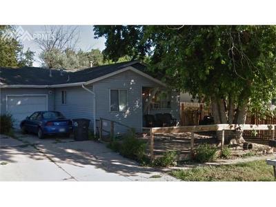 Colorado Springs Multi Family Home For Sale: 1944 Carmel Drive