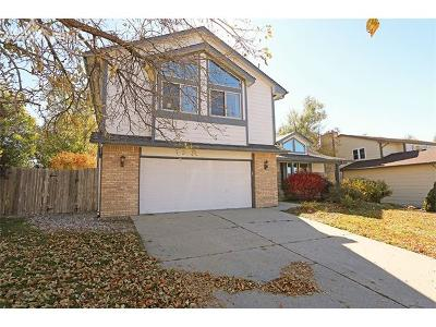 Single Family Home For Sale: 4585 Squirreltail Drive