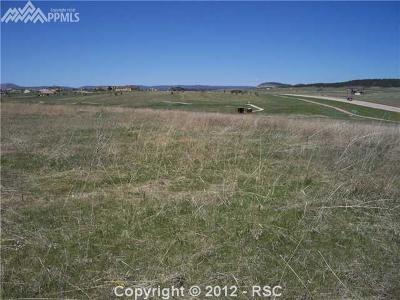 Monument Residential Lots & Land For Sale: 20408 Royal Troon Drive