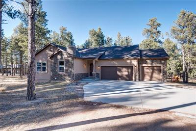 Single Family Home For Sale: 10956 Silver Mountain Point