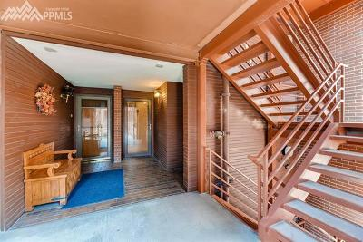 Colorado Springs Condo/Townhouse For Sale: 81 W Boulder Street