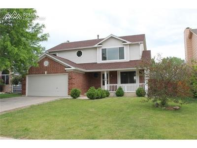 Single Family Home For Sale: 1228 Canoe Creek Drive