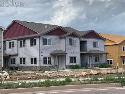 Colorado Springs Residential Income Under Contract - Showing: 1606 Monterey Road #101, 102