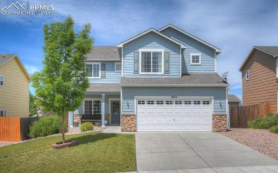 Single Family Home For Sale: 3872 Tahoe Forest Lane