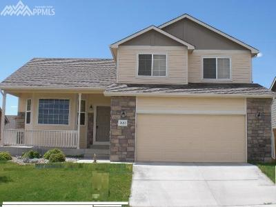 Fountain Single Family Home For Sale: 7423 Willow Pines Place