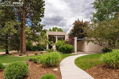 Colorado Springs Single Family Home Under Contract - Showing: 503 S Bear Paw Lane