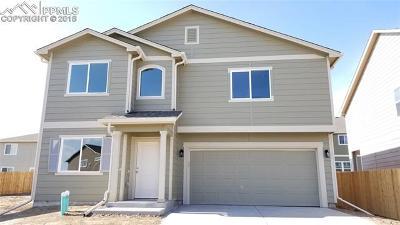 Colorado Springs CO Single Family Home For Sale: $359,800