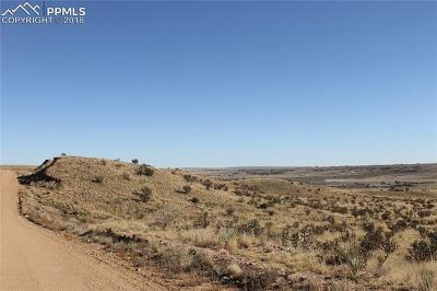El Paso County Residential Lots & Land For Sale: 19675 El Valle View