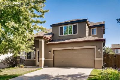 Castle Rock Single Family Home For Sale: 5326 Suffolk Circle