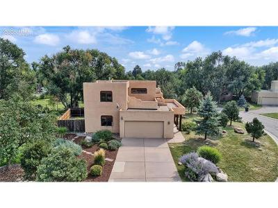 Colorado Springs Single Family Home For Sale: 950 Oxford Lane