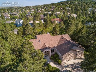 El Paso County Single Family Home For Sale: 5525 Jarman Street