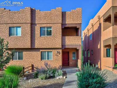 Old Colorado City Condo/Townhouse For Sale: 3331 W Kiowa Street