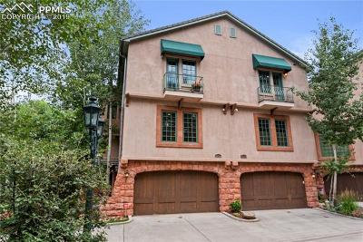 Manitou Springs Condo/Townhouse For Sale: 346 Manitou Avenue