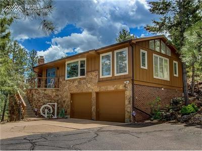 Larkspur Single Family Home For Sale: 6026 S Pike Drive
