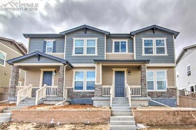 Castle Rock Condo/Townhouse For Sale: 3696 Happyheart Way