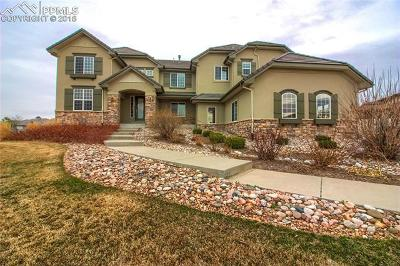 Castle Rock Single Family Home For Sale: 7150 Tremolite Drive