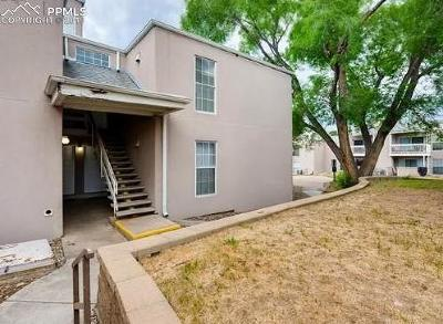 Colorado Springs Condo/Townhouse For Sale: 3220 Van Teylingen Drive #L