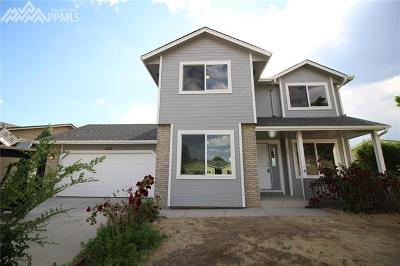 Single Family Home For Sale: 672 Montrail Drive