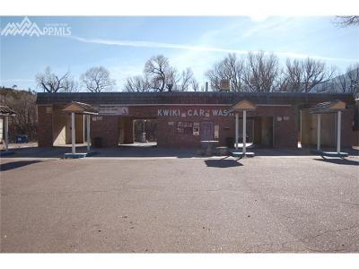 Colorado Springs Commercial For Sale: 3327 W Colorado Avenue