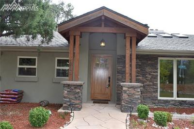 Colorado Springs Single Family Home For Sale: 1905 Mesa Road