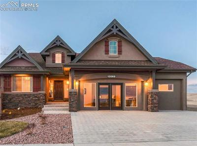 Colorado Springs CO Single Family Home For Sale: $589,888